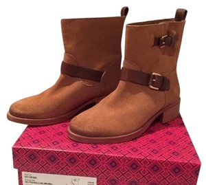 Tory Burch Bennie Suede Boot nutshell/almond Boots