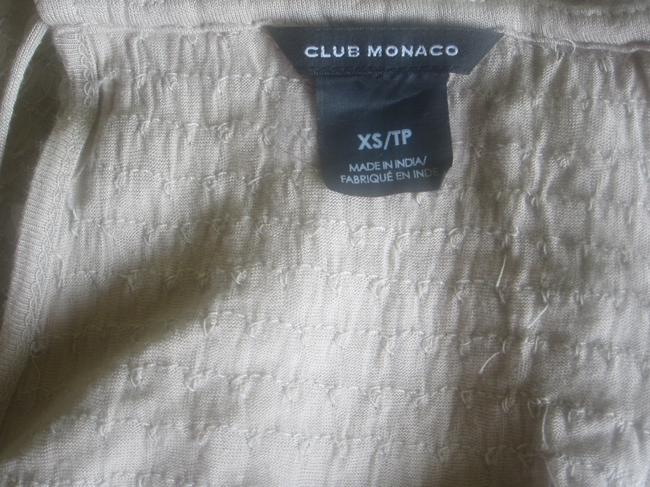 Club Monaco Top Beige