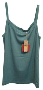 Tommy Bahama Top aqua blue