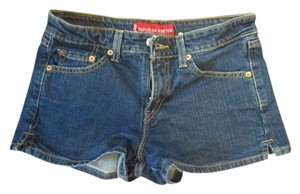 Levi's Mini/Short Shorts Blue