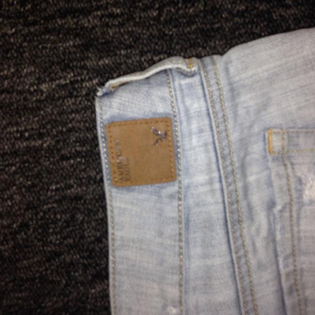 American Eagle Outfitters Denim Shorts-Distressed Image 2