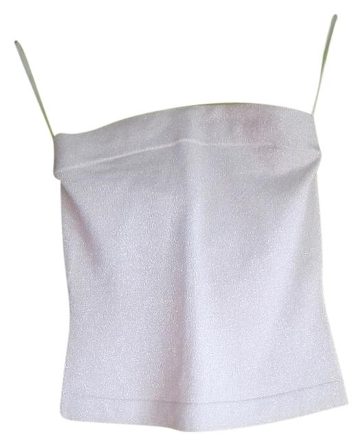 Express Tube Top Beige/Gold