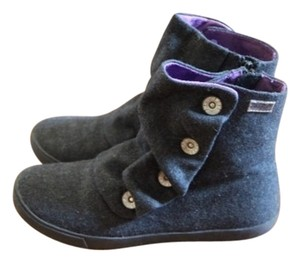 Blowfish Malibu Winter Fall Gray Boots