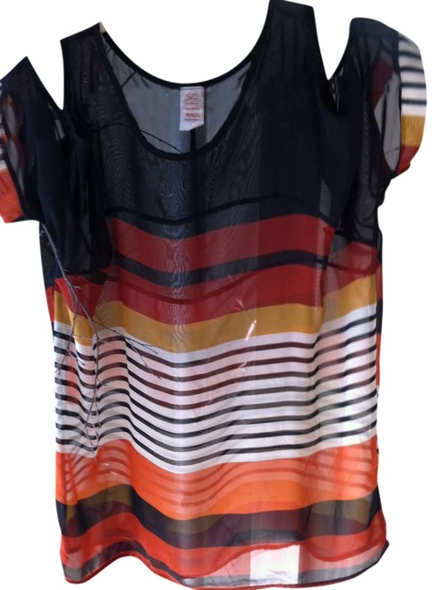 Forever 21 Top Multi Fall color