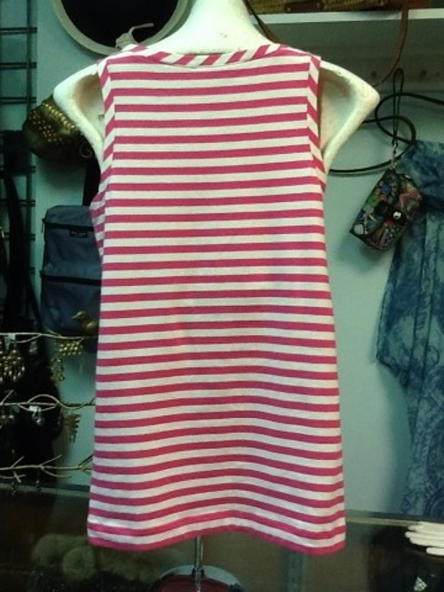 Kate Spade Top Pink and White