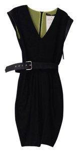 Andrew Marc short dress Black on Tradesy