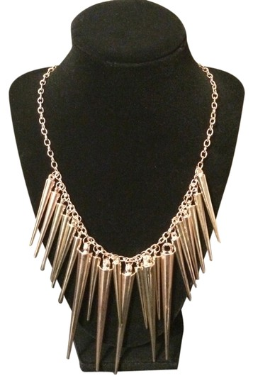 Other Spiky Statement Necklace