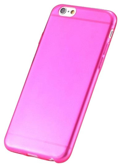 Preload https://img-static.tradesy.com/item/3434698/hot-pink-iphone-6-plus-55-tpu-rubber-gel-ultra-thin-case-cover-transparent-glossy-10-colors-availabl-0-0-540-540.jpg