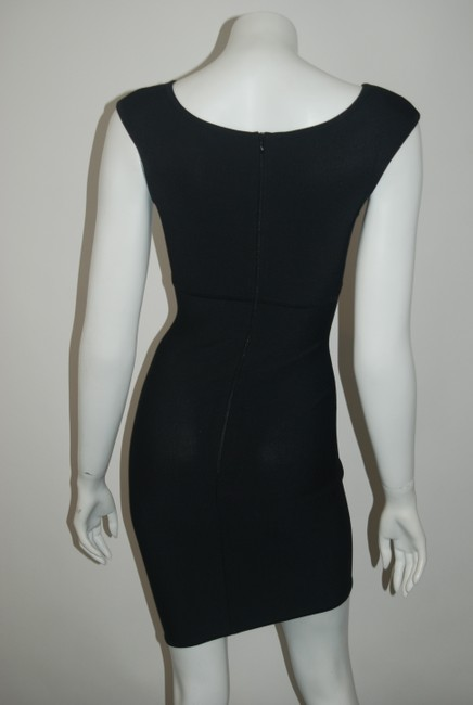 Hervé Leger Lbd Cocktai Dress