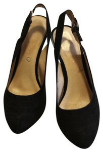 Boutique 9 black suede Sandals