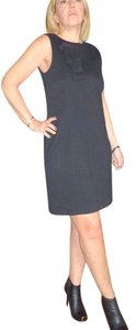 Anne Fontaine Lbd Wool Sheath Dress