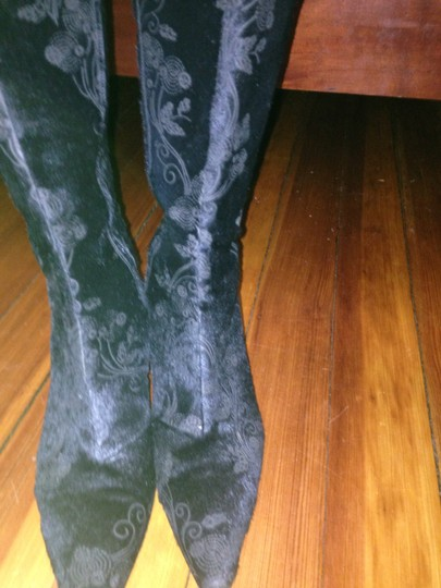 Gina Peters Black Boots