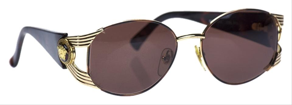d68cedeade Versace Gianni Versace Vintage MOD S64 Sunglasses As Seen on Biggie Smalls  Image 0 ...