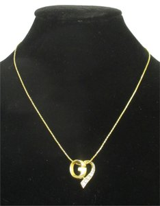 Givenchy Authentic Givenchy Necklace with Rhinestones