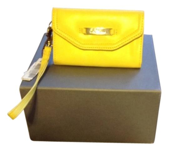 Preload https://item4.tradesy.com/images/kate-landry-yellow-cell-phonewallet-wallet-3437188-0-0.jpg?width=440&height=440