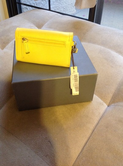 Kate Landry Kate Landry Yellow Cell Phone/Wallet
