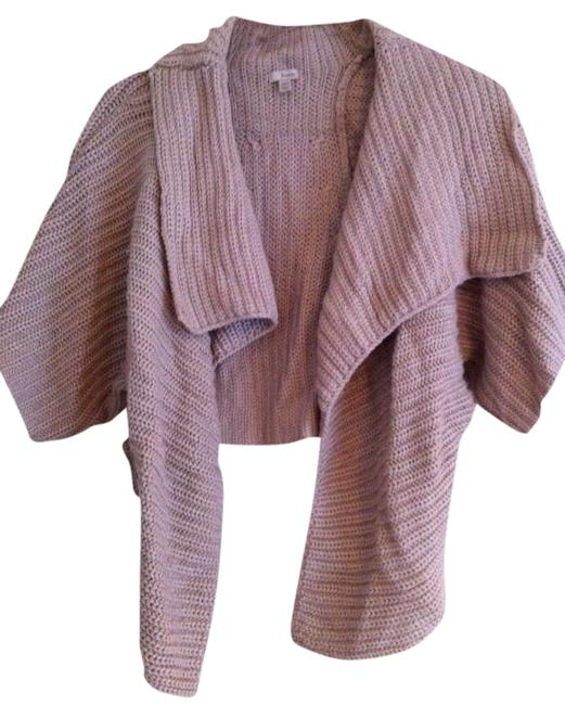 Preload https://item3.tradesy.com/images/hinge-creamtaupe-knit-chunky-shawl-wrap-nordstrom-cardigan-size-6-s-343787-0-0.jpg?width=400&height=650