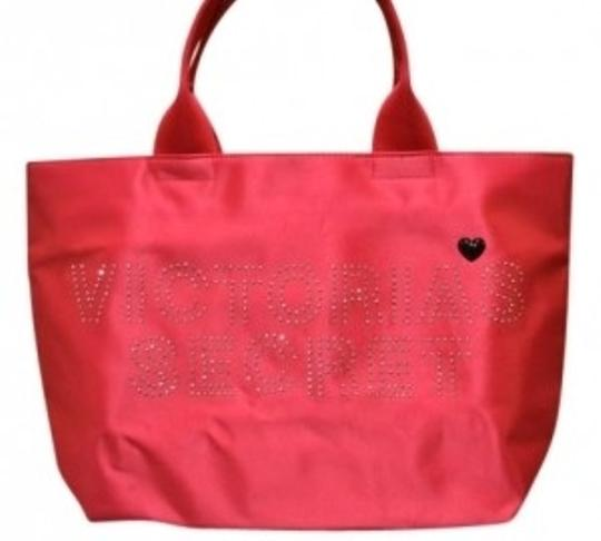 Preload https://item1.tradesy.com/images/victoria-s-secret-pink-tote-34385-0-0.jpg?width=440&height=440