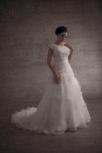 Sophia & Camilla Modest Wedding Dress 7110 Wedding Dress