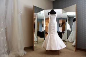 1401 Wedding Dress