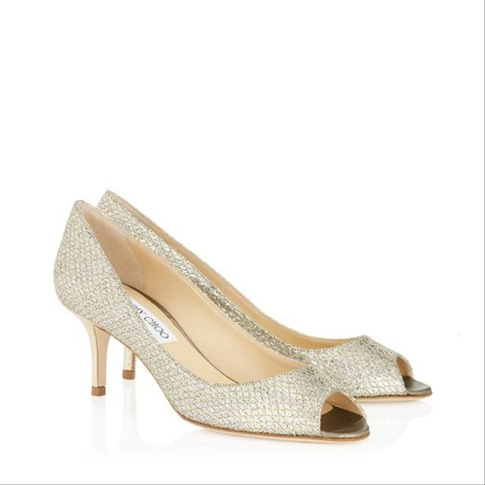 Used Jimmy Choo Wedding Shoes For Sale