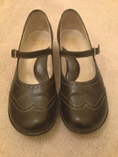 John Fluevog Black Pumps