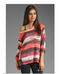 Sanctuary Clothing Loose Fit Comfortable Eclectic Sweater