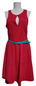 Other short dress RASPBERRY on Tradesy