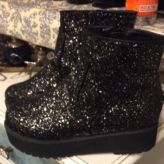 Sweetees Black Boots