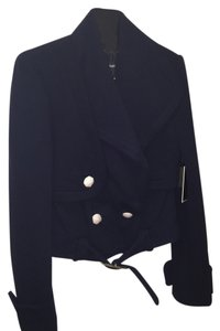 Juicy Couture Nautical Light Navy Blue Jacket