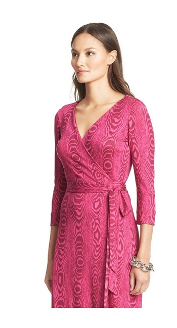 Diane von Furstenberg Dvf Wrap Classic Night Out Grain House Of Dvf Bravo Kier Dress