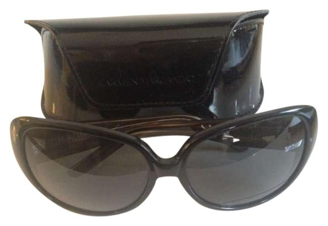 Item - Black Oyster/Bamboo Lucia Sunglasses