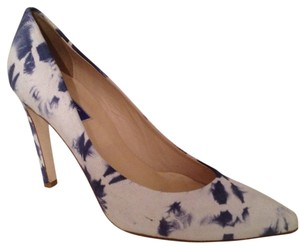 Dee Keller tye dye blue Pumps