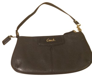 Coach Wristlet in black