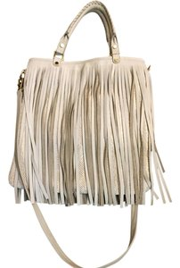 B-Low the Belt Tote in Ivory