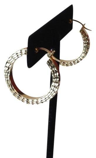 Other Gold Hoop Earrings