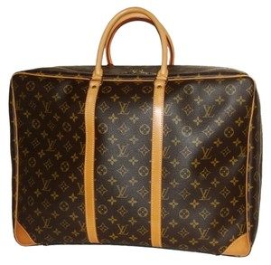 Louis Vuitton Suitcase Weekender Travel Monogram Travel Bag
