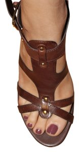 Franco Sarto Mocha brown Sandals