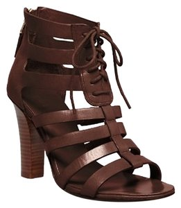 Ralph Lauren Larisa Gladiator brown Sandals
