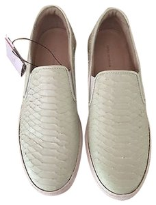 Zara Slip On Sneakers 40 9 M Mint green Flats