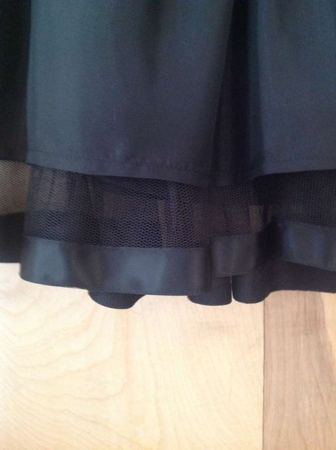 Forever 21 Holiday Holiday Party Mini Skirt Black
