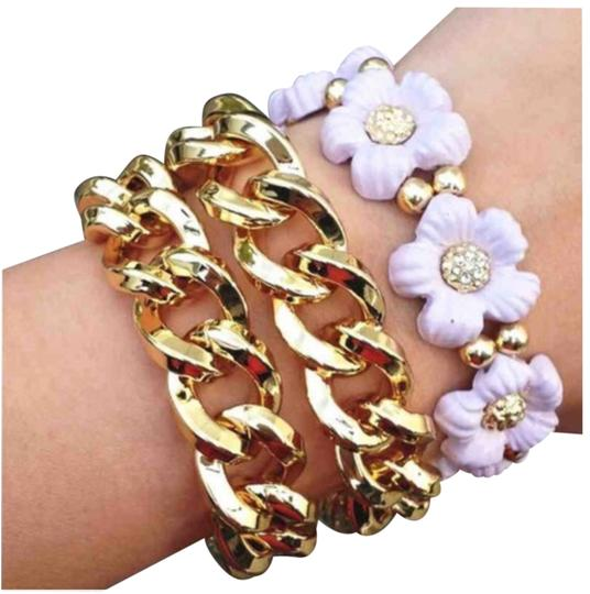 Preload https://item2.tradesy.com/images/other-gold-tone-heavy-chain-link-bracelet-3445816-0-0.jpg?width=440&height=440