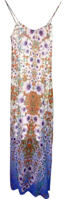 Multi-color Maxi Dress by Romeo & Juliet Couture Floral Maxi Sundress Summer