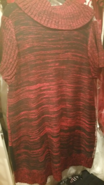 Style & Co Plus Size Dress Macys Patchwork Sweater Image 2