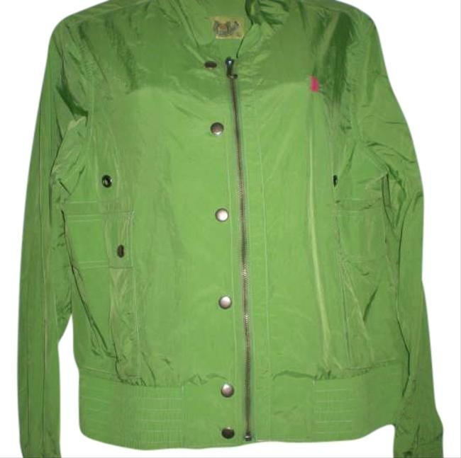 Juicy Couture Lime Green Jacket