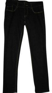 J.Crew Skinny Pants Dark Blue Stretch