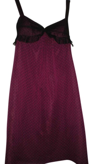 Preload https://item5.tradesy.com/images/cynthia-steffe-black-lace-and-purplefuisha-polka-dot-above-knee-short-casual-dress-size-2-xs-344764-0-0.jpg?width=400&height=650