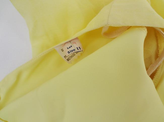 Yellow Maxi Dress by Other Belle Beauty And The Beast Belle Vintage Bell Sleeve V-neck Ribbon