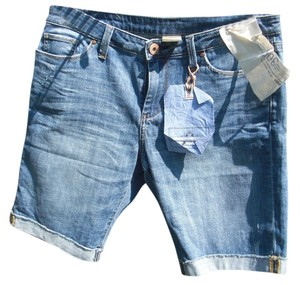 Banana Republic Denim Shorts-Medium Wash
