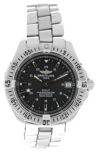 Breitling Breitling Colt A17350 Automatic Steel Date 38mm Watch